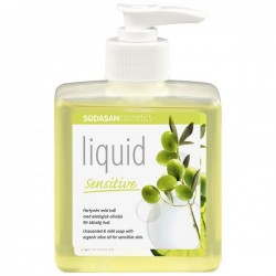 Sapun Lichid/Gel De Dus Bio Neutru Sensitiv -300 ml