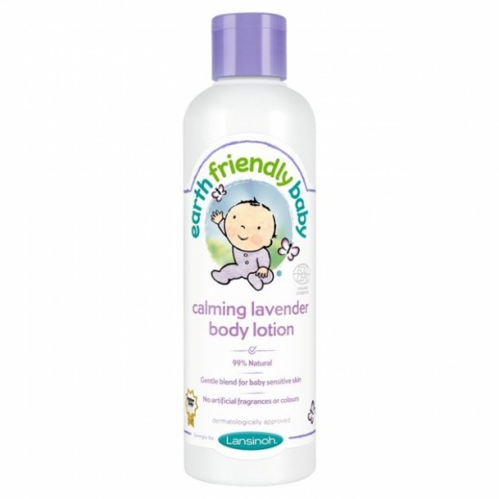 Crema de corp levantica-250ml-Earth Friendly Baby